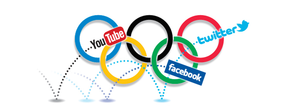 The 2012 Olympics Its a Social Game
