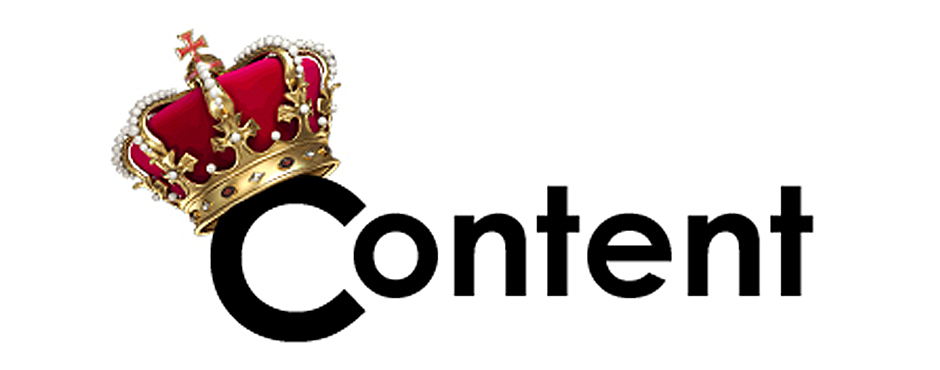 In Any Industry: Content is King
