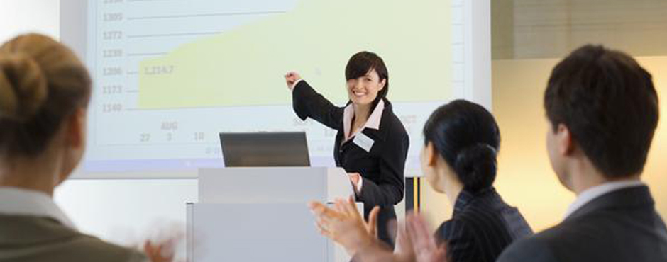 How to be successful - One Business Presentation at a time
