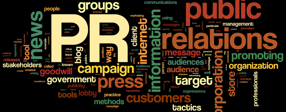 PR in the new media landscape