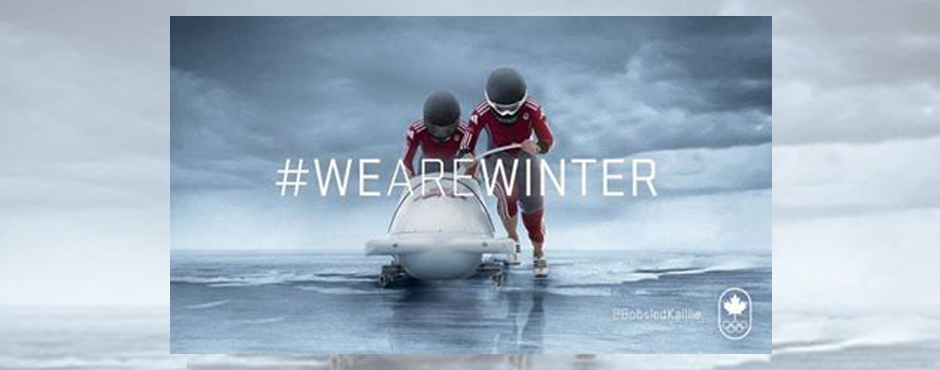 Olympic Games: Marketing Inspiration Canadian Style.