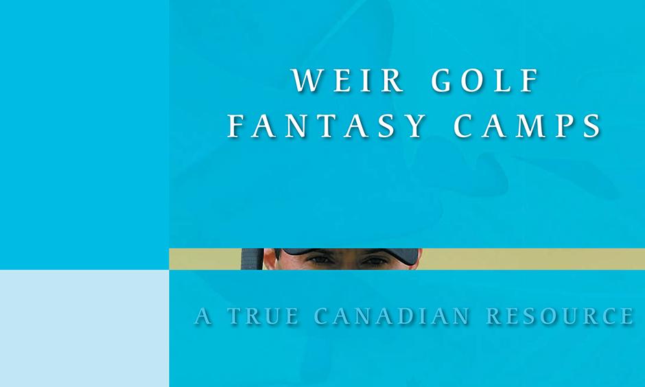 Weir Golf Design: Investor Portfolio