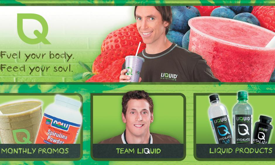 Liquid Nutrition: Brand Personality