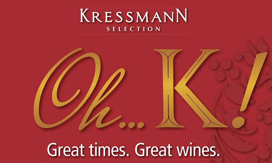 Kressmann Wines: Print campaign