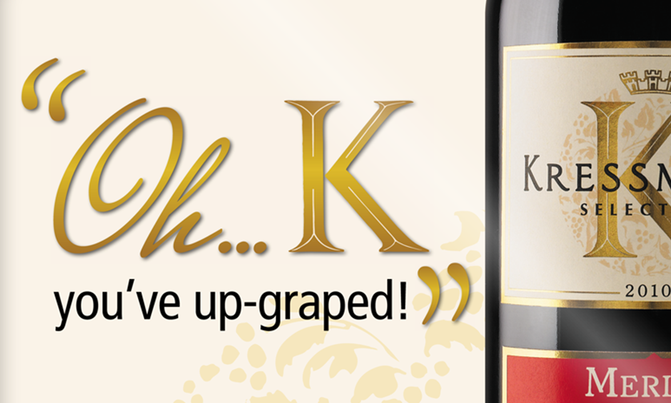 Kressmann Wines: An Integrated Campaign