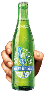 Steam Whistle Bottle