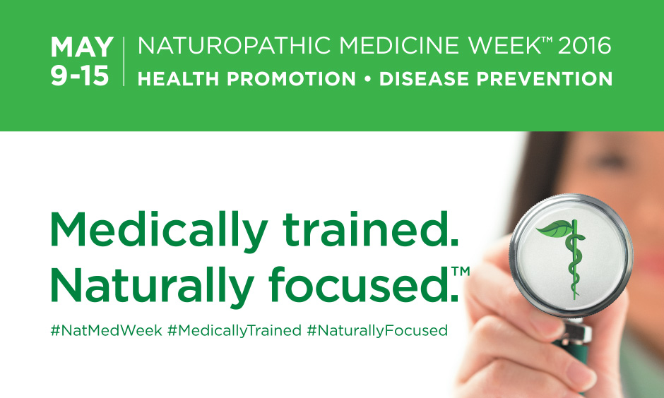 CAND: Naturopathic Medicine Week – A holistic strategy
